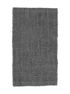 Dixie - Juuttimatto 120 x 70 cm - LEAD GREY (HARMAA) | Stockmann