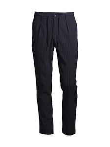 Polo Ralph Lauren - Prepster Flat Front -housut - NAVY   Stockmann