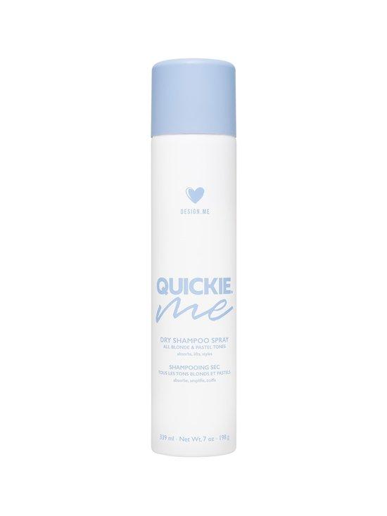 Design.ME - Quickie.ME Blonde Dry Shampoo Spray -kuivashampoo 339 ml - NOCOL   Stockmann - photo 1