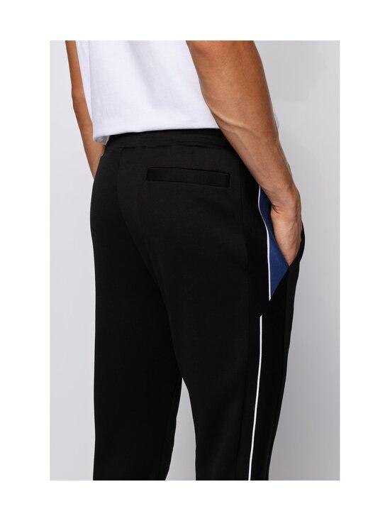 BOSS - Hadiko Jersey Trousers -housut - 001 BLACK | Stockmann - photo 4