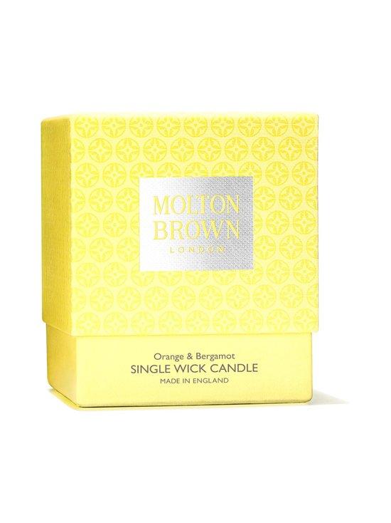 Molton Brown - Orange & Bergamot Single Wick Candle -tuoksukynttilä 180 g - 6 | Stockmann - photo 4