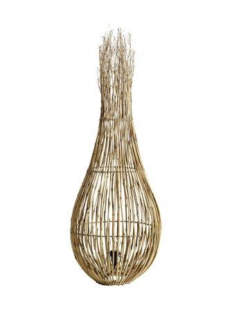 Fishtrap L floor lamp 130 x 45 cm - Muubs