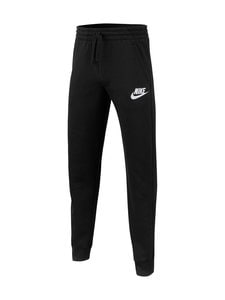 Nike - Nsw Club Fleece Jogger -collegehousut - BLACK/BLACK/WHITE | Stockmann