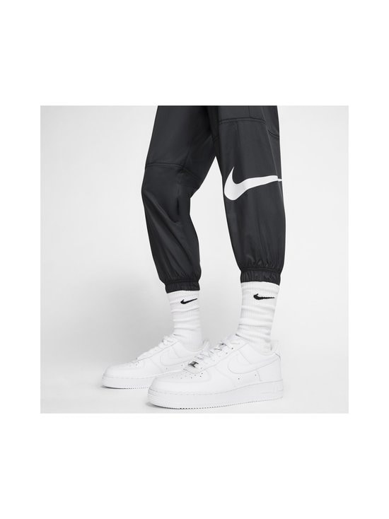 Nike - Sportswear Swoosh -housut - 010 BLACK/WHITE | Stockmann - photo 7