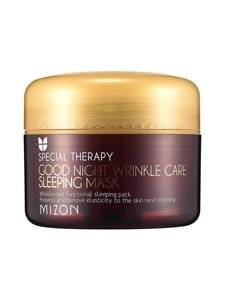 Mizon - Good Night Wrinkle Care Sleeping Mask -yönaamio 75 ml | Stockmann