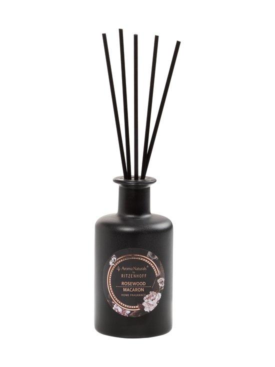 Ritzenhoff - Noir Rosewood Macaron -huonetuoksu 200 ml - MUSTA | Stockmann - photo 1