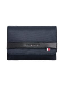 Tommy Hilfiger - Elevated Nylon Washbag -toilettilaukku - DW5 DESERT SKY | Stockmann