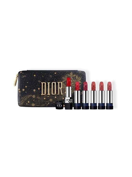 DIOR - Rouge Dior Golden Nights Refillable Lipstick Set -huulipunapakkaus - MULTICOLOR   Stockmann - photo 1