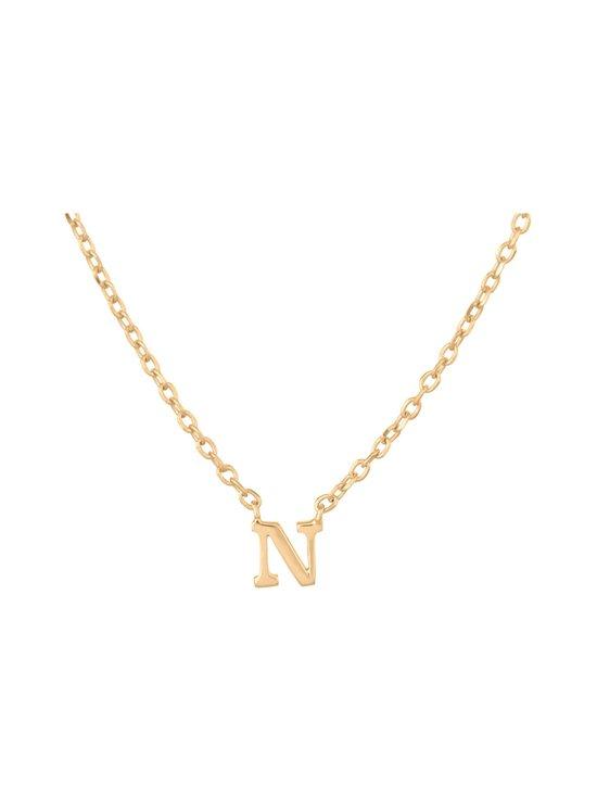 Pernille Corydon - Note N -riipus - GOLD | Stockmann - photo 1