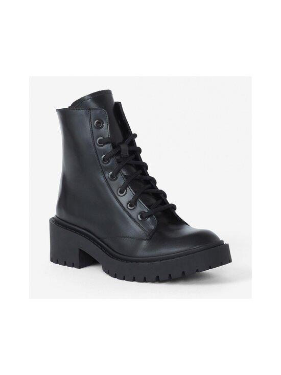 Kenzo - Pike Boot -nahkanilkkurit - 99 BLACK   Stockmann - photo 3