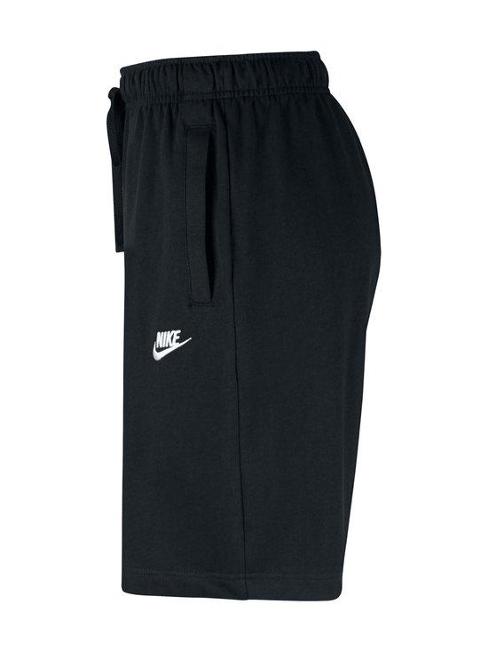 Nike - Sportswear Club Fleece -collegeshortsit - 010 BLACK/WHITE   Stockmann - photo 3