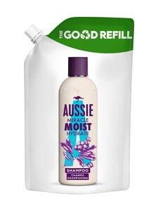 Aussie - Shampoo Miracle Moist refill bag -shampoo täyttöpakkaus 480 ml | Stockmann