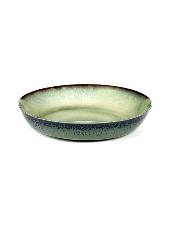 Serax - Terres De Rêves S -lautanen ⌀ 17,5 cm - MISTY GREY/DARK BLUE (HARMAA/SININEN) | Stockmann - photo 1