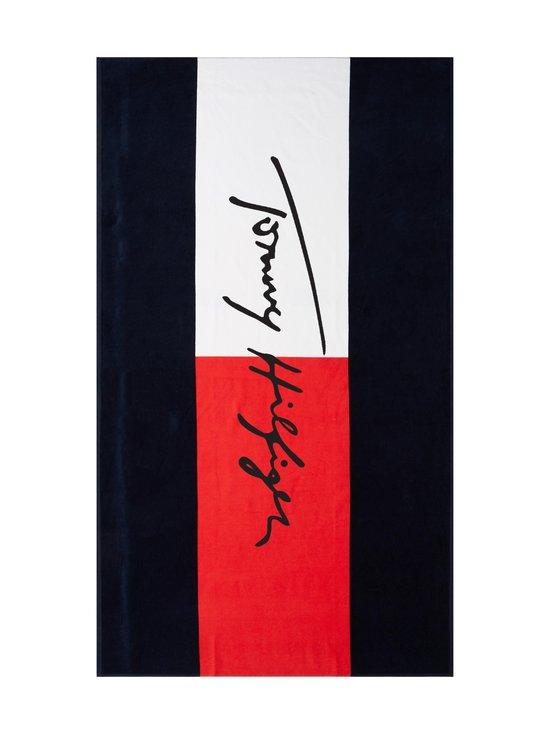 Tommy Hilfiger - T-paita - 611 TANGO RED | Stockmann - photo 2