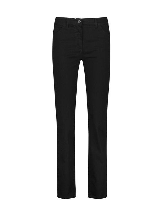 Gerry Weber Edition - StraightFit Jeans R -farkut - 12800 BLACK | Stockmann - photo 1