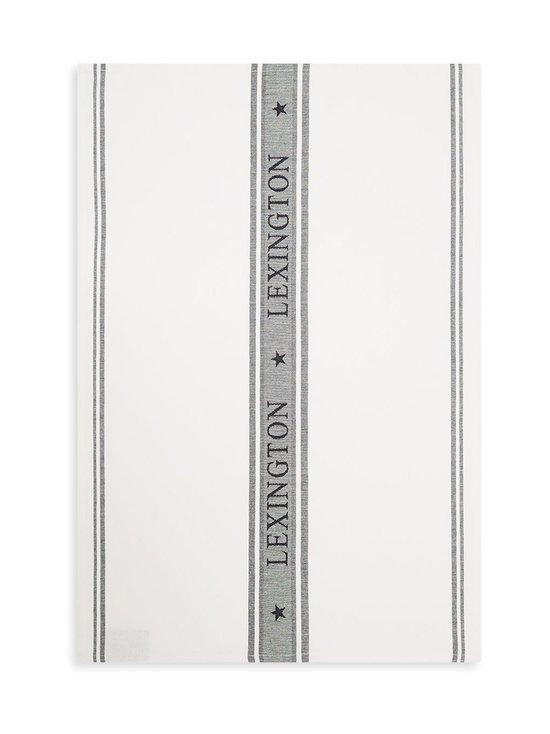 Lexington - Living Star -keittiöpyyhe 50 x 70 cm - WHITE/BLACK | Stockmann - photo 1