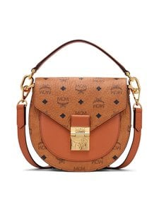 MCM - Patricia Shoulder Bag -laukku - CO COGNAC | Stockmann