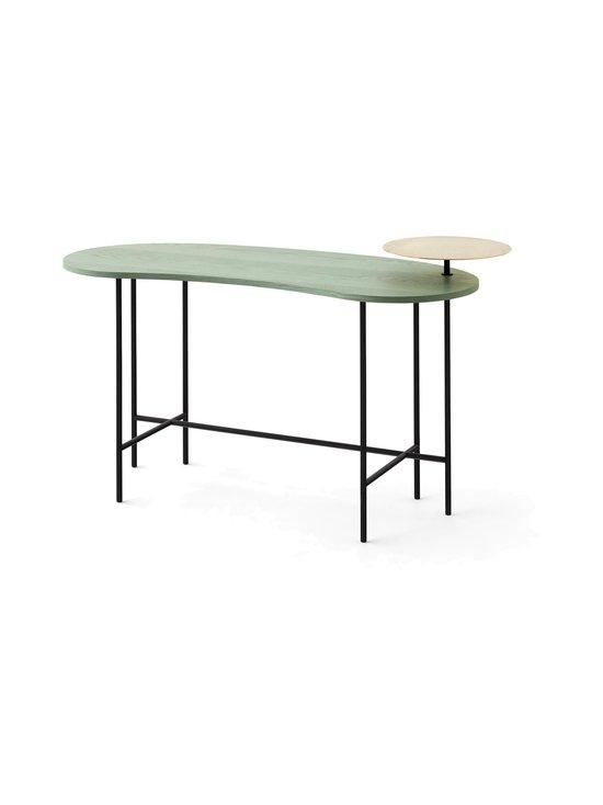 &tradition - Palette JH9 -pöytä - GREY GREEN / BRASS | Stockmann - photo 1
