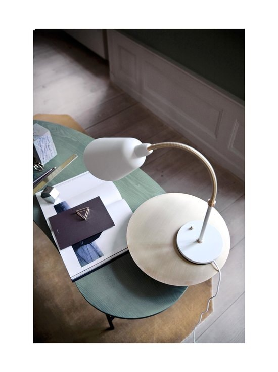 &tradition - Palette JH9 -pöytä - GREY GREEN / BRASS | Stockmann - photo 2