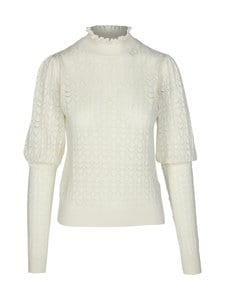 NA-KD - Puff Sleeve -paita - OFF WHITE | Stockmann