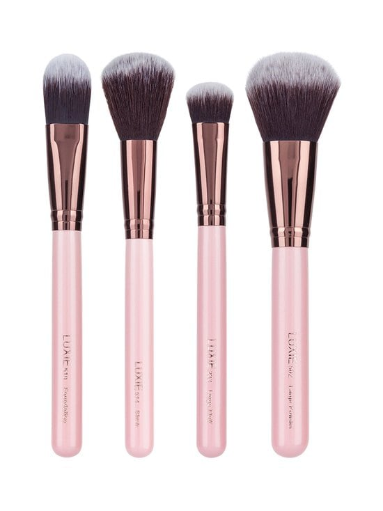 Luxie - Rose Gold Face Complexion Set -sivellinsetti - NOCOL | Stockmann - photo 2