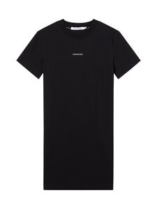 Calvin Klein Jeans Plus - PLUS MICRO BRANDING T-DRESS -mekko - BEH CK BLACK   Stockmann