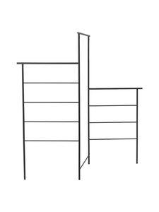 Ferm Living - Dora Clothes Stand -vaateteline 60 x 132,5 cm - BLACK | Stockmann