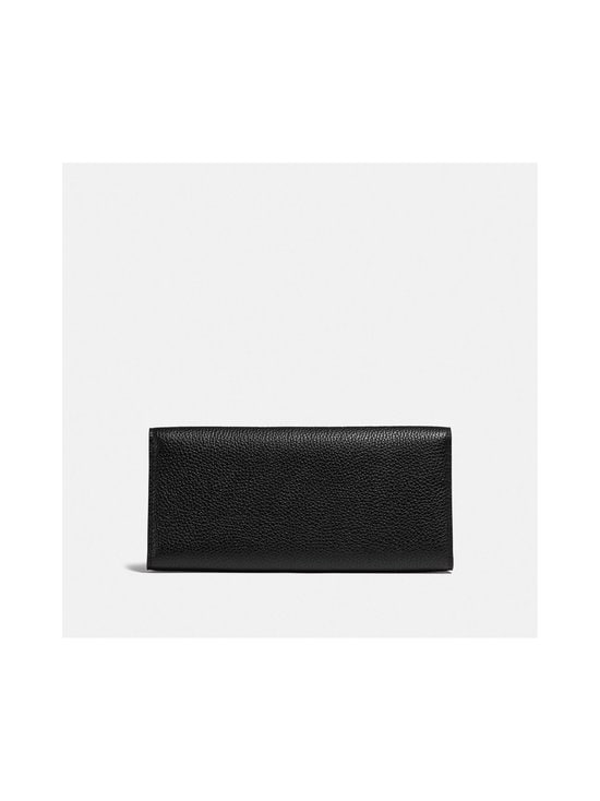 Coach - Tabby Long in Colorblock Signature Canvas -lompakko - B4/TAN BLACK | Stockmann - photo 2