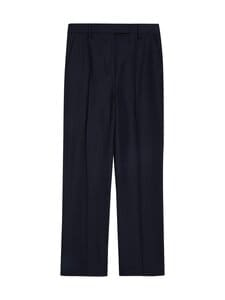 Tommy Hilfiger Collection - HCW CROPPED TAILORED PANT -housut - DY4 YALE NAVY | Stockmann