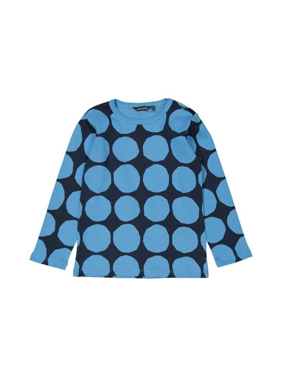 Marimekko - Ruupertti Mini Kivet -paita - BRIGHT BLUE/DARK BLUE | Stockmann - photo 1
