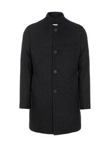 J.Lindeberg - Houndtooth coat -villakangastakki - 9999 BLACK | Stockmann