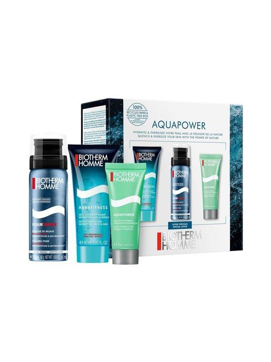 Biotherm - Aquapower Travel Set -tuotepakkaus 20 + 50 + 40 ml - NOCOL | Stockmann - photo 1