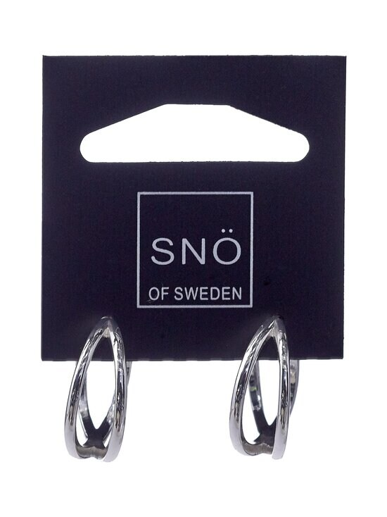 Snö Of Sweden - Francis Oval -korvakorut - PLAIN S | Stockmann - photo 1