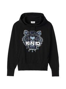Kenzo - CLASSIC TIGER CLASSIC HOODIE -collegehuppari - 99 BLACK | Stockmann