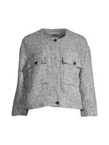 cut & pret - Faydell Tweed -jakku - OFFWHITE/BLACK OPT 5 | Stockmann