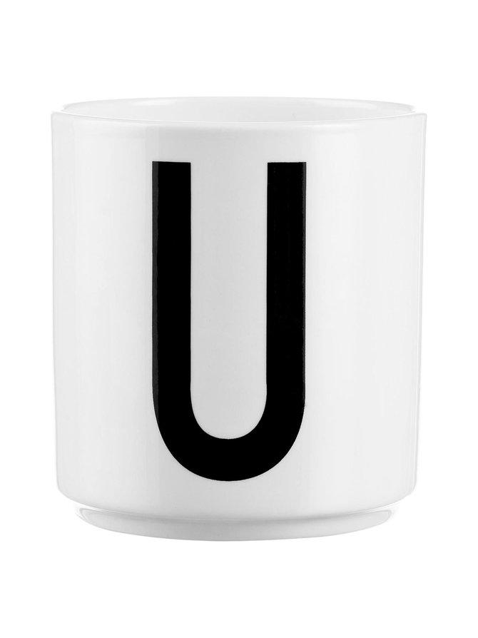Kirjainmuki, U