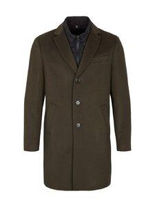 SAND Copenhagen - Cashmere Coat - Sultan New -villakangastakki - 390 OLIVE/KHAKI | Stockmann