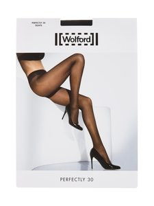 Wolford - Perfectly 30 den -sukkahousut - BLACK | Stockmann
