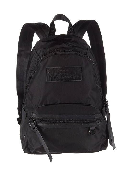 Marc Jacobs - The DTM Medium Backpack -reppu - 001 BLACK | Stockmann - photo 1