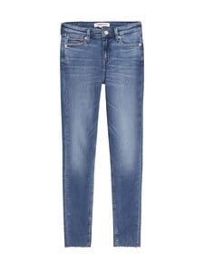 Tommy Jeans - Nora Mid Rise Skinny Ankle -farkut - 1A5 ARDEN MB STR | Stockmann