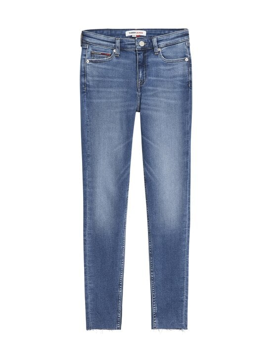 Tommy Jeans - Nora Mid Rise Skinny Ankle -farkut - 1A5 ARDEN MB STR | Stockmann - photo 1