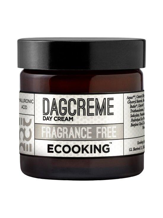 Ecooking - Day Cream Fragrance Free -päivävoide 50 ml - NO COLOR   Stockmann - photo 1