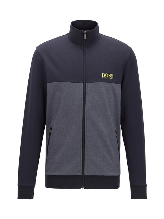 BOSS - Tracksuit Jacket -verryttelytakki - 400 BLUE | Stockmann - photo 1