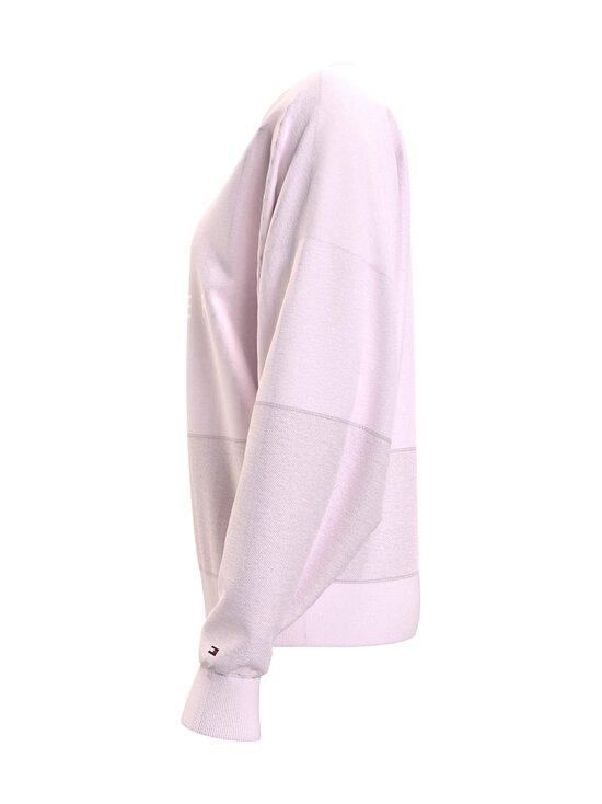 Tommy Hilfiger - Relaxed Tonal Sweatshirt LS -collegepaita - TOG LIGHT PINK | Stockmann - photo 4
