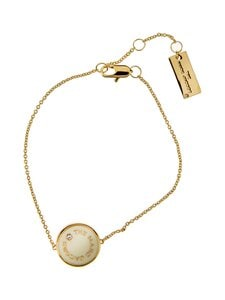 Marc Jacobs - The Medallion Bracelet -rannekoru - 109 CREAM/PINK   Stockmann