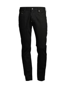Dsquared - Black Bull Wash Skater Jeans -farkut - 900 BLACK | Stockmann