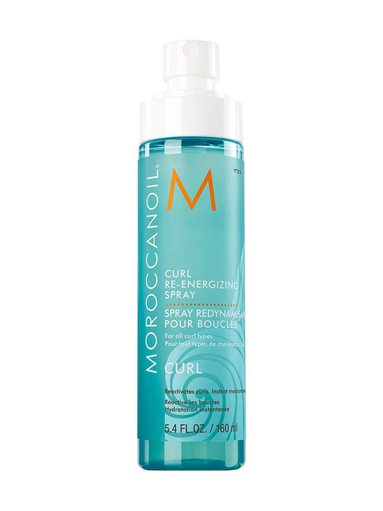 Moroccanoil - Curl Re-Energizing Spray -kiharoiden virkistyssuihke 160 ml - null | Stockmann - photo 1