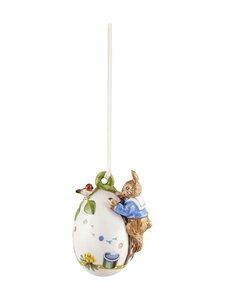 Villeroy & Boch - Annual Easter Edition Egg 2021 -pääsiäiskoriste 4,6 x 5,5 cm - MULTICOLOR | Stockmann