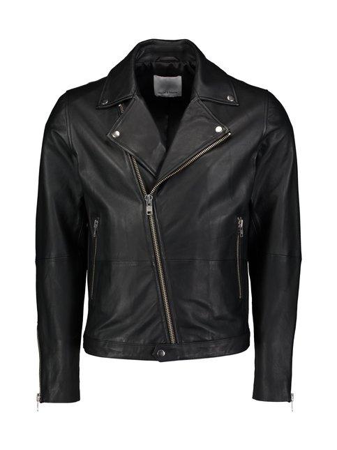 Spike Jacket -nahkatakki