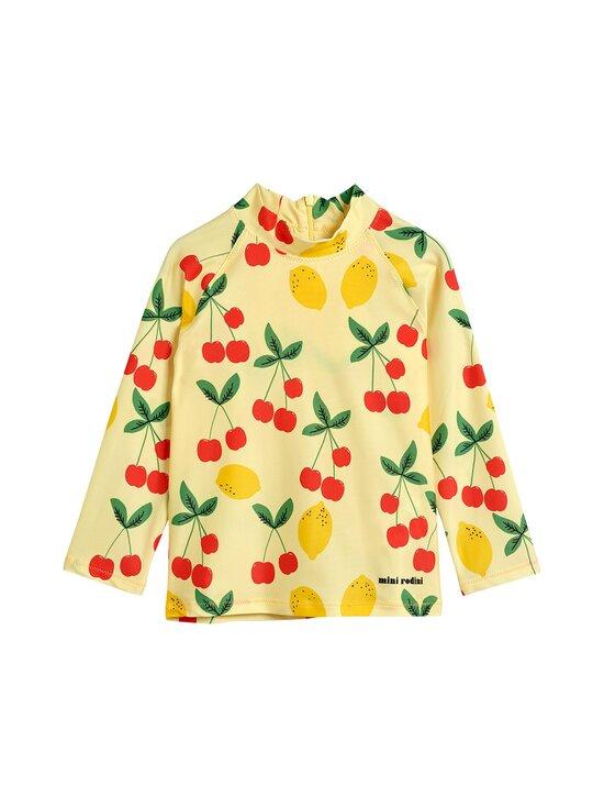 Mini Rodini - Cherry Lemonade UV Top -uimapaita - YELLOW | Stockmann - photo 1